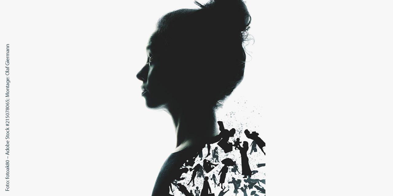 Silhuetten-Effekt mit Photoshop: Eine Person – viele Facetten