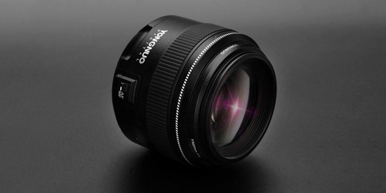 Neu von Yongnuo: YN 85mm f/1.8 für Nikon-DSLR