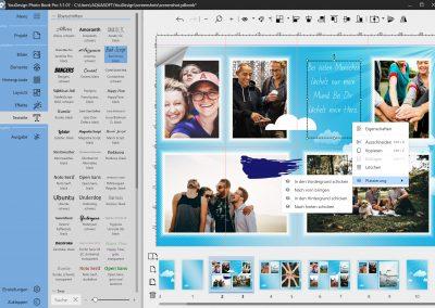 YouDesign Photo Book - screen02