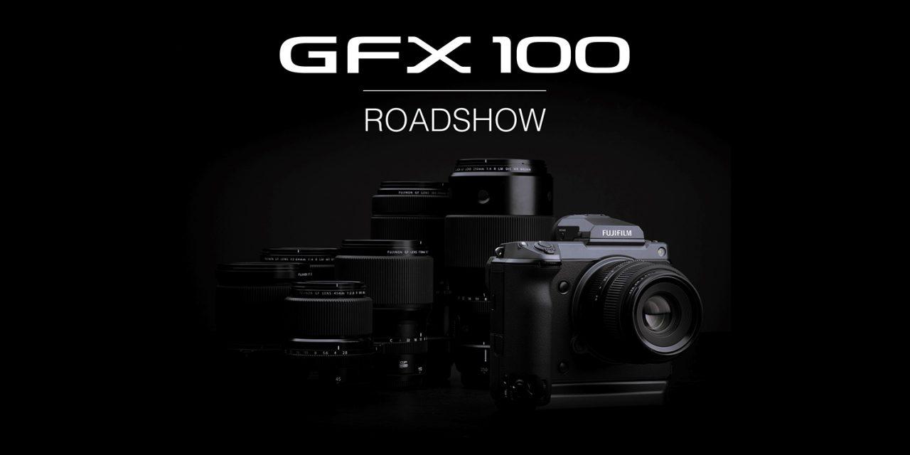 Fujifilm geht mit der GFX100 auf Roadshow