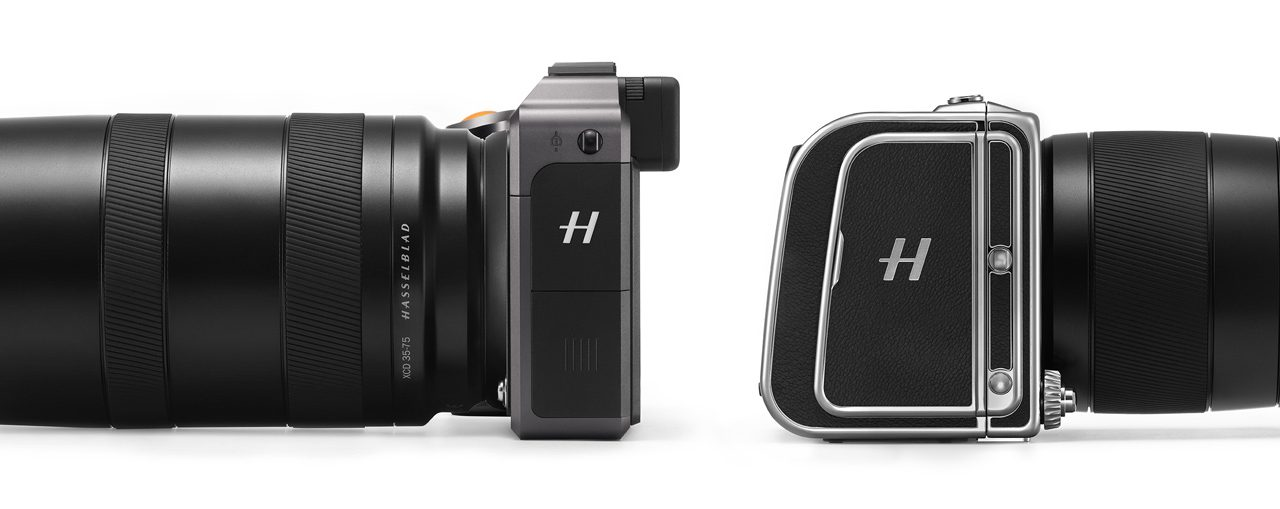 Neu von Hasselblad: Mittelformatkamera X1D II 50C und 907X, Zoomobjektiv XCD 35 – 75 und mehr (aktualisiert)