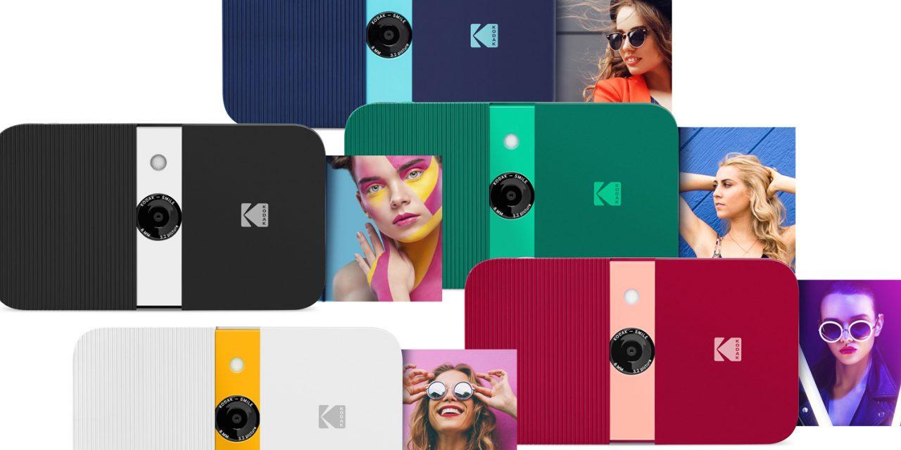 Neu von Kodak: Digitale Sofortbildkamera und mobiler Hosentaschendrucker