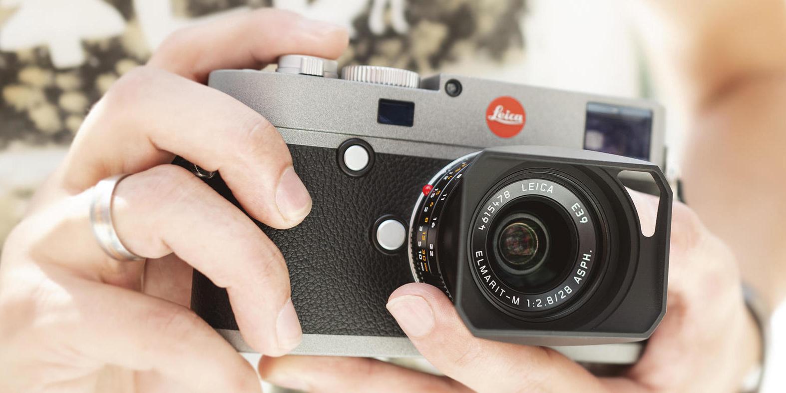 Leica M-E (Typ 240) vergünstigt Einstieg in die M-Klasse