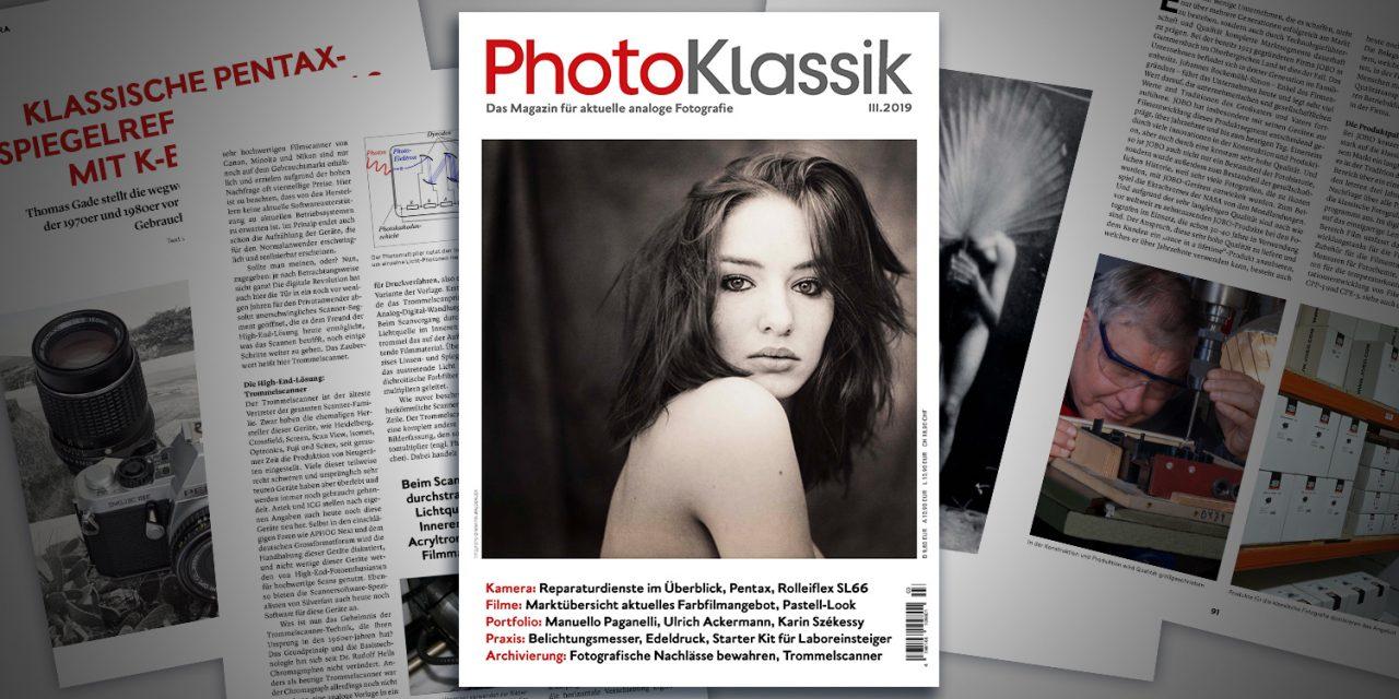 Photoklassik III-2019 leitet den Fotosommer mit spannenden Themen ein