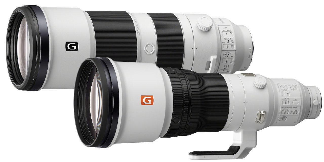 Neu für Sony FE: Super-Telezoom 200-600 f/5.6-6.3 G OSS und Super-Tele FE 600mm F4 GM OSS (aktualisiert)
