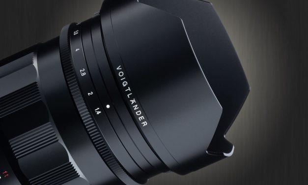 Voigtländer 21mm / 1:1,4 Nokton asphärisch für Sony E-Mount vorgestellt