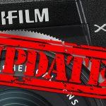 Für X-T30: Fujifilm veröffentlicht Firmware 1.20