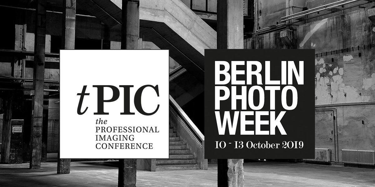Berlin Photo Week kommt mit tPIC, der Konferenz für Professionals ...