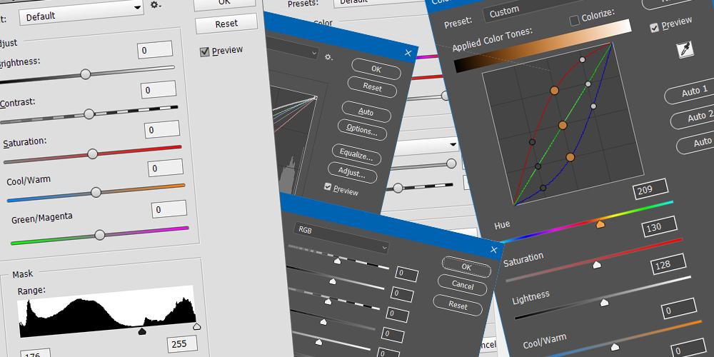 AdjustShop: Bis zu 400 neue Funktionen für Photoshop und Photoshop Elements