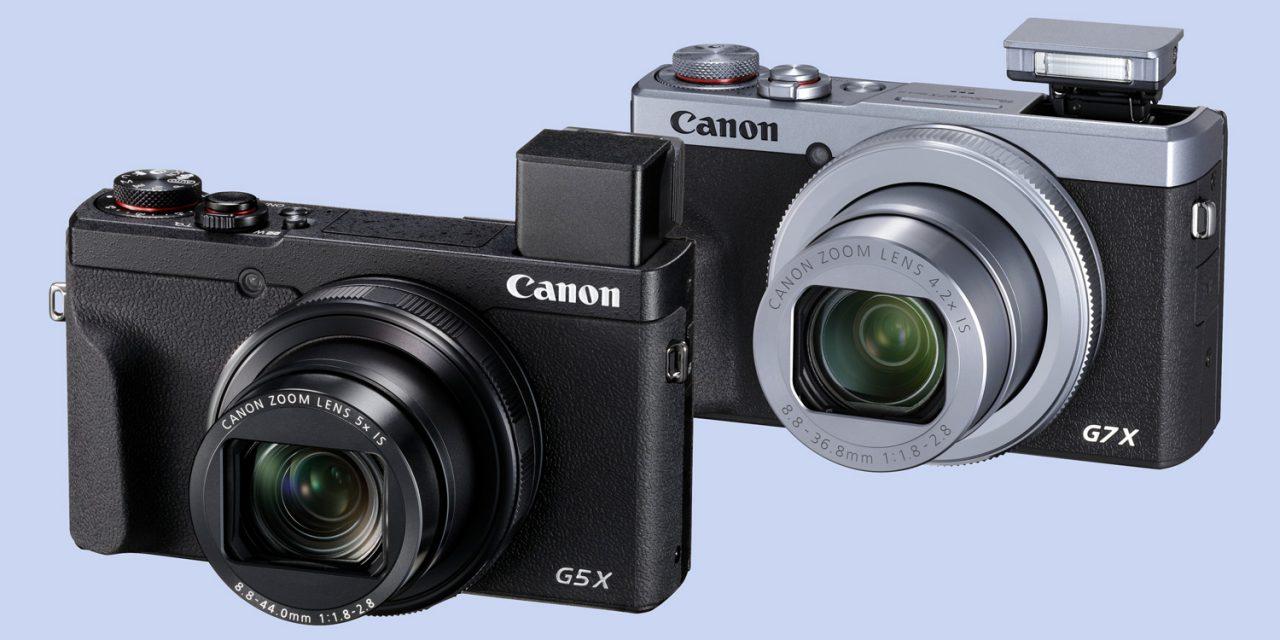 Canons neue 1-Zoll-Kompakte: PowerShot G5 X Mark II und PowerShot G7 X Mark III (aktualisiert)