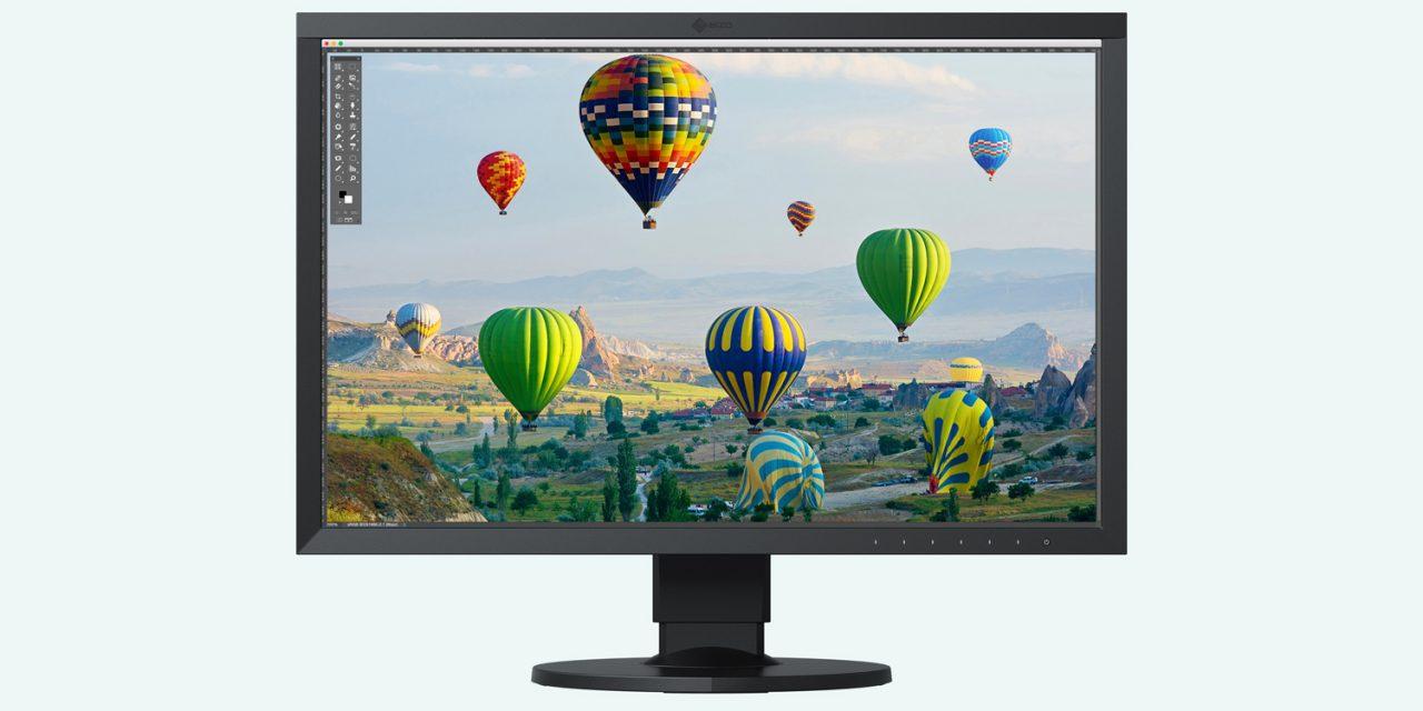 Eizo ColorEdge CS2410: Günstiger Monitor für Bildbearbeiter