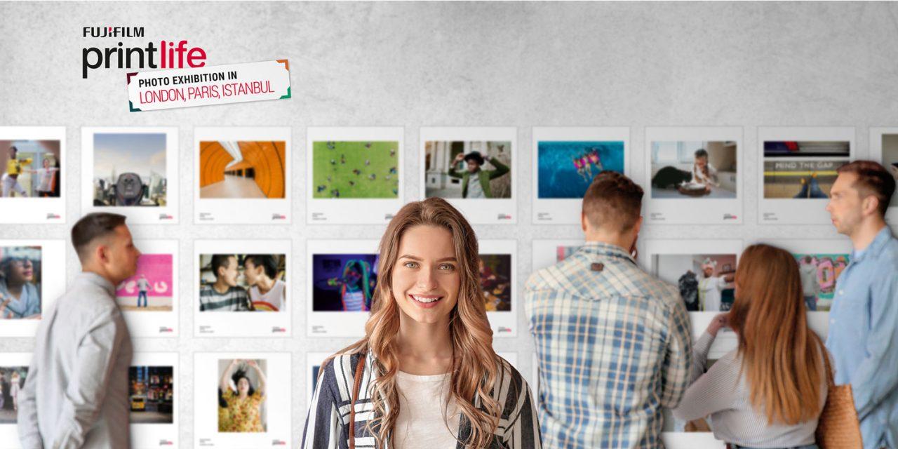 """Fujfilm startet Fotoausstellung """"PrintLife"""" – jeder kann mitmachen"""