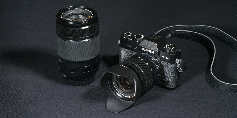 Ausprobiert: Mit der Fujifilm X-T30 unterwegs in Berlin und Tokio