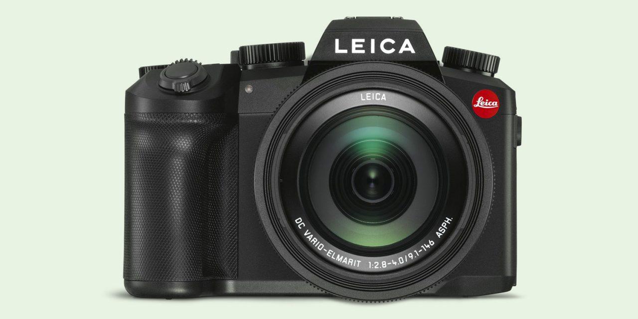 Leica V-Lux 5: Neue All-in-One-Kamera vorgestellt