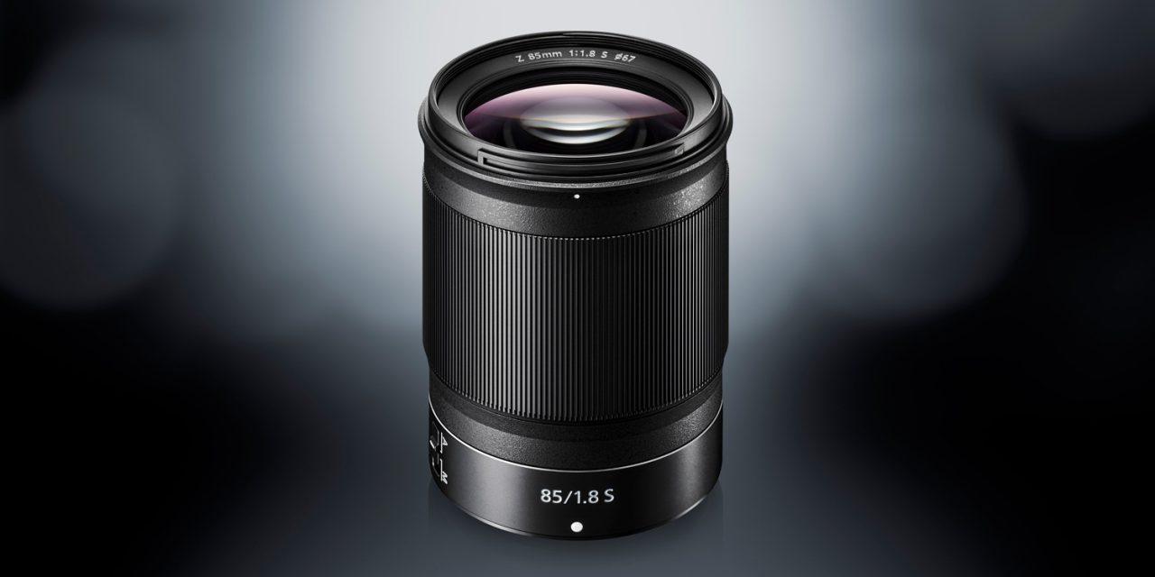 Nikon präsentiert Portraitbrennweite Nikkor Z 85 mm 1:1,8 S