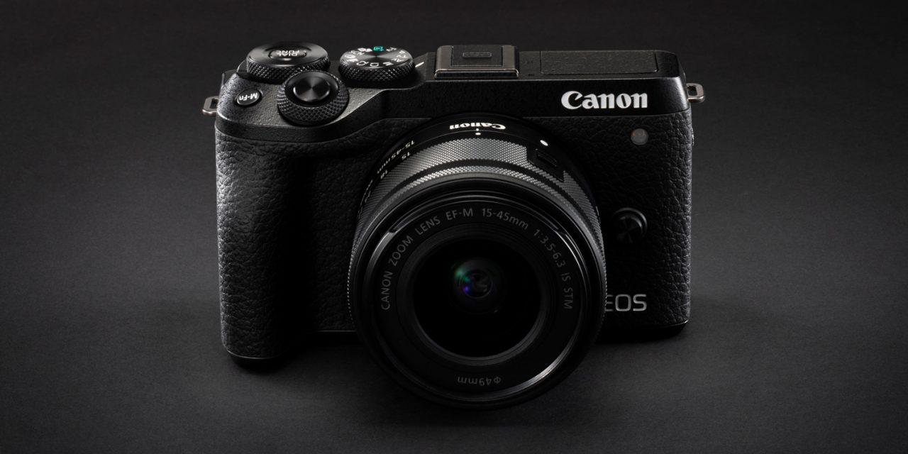 Canon EOS M6 Mark II im Detail vorgestellt und kurz in die Hand genommen