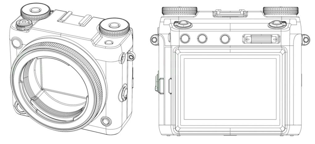 Fujifilm GFX modular
