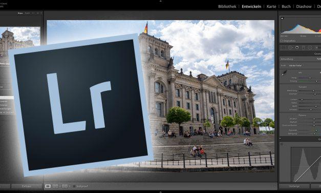 Adobe bringt Update für Lightroom Classic und Camera Raw