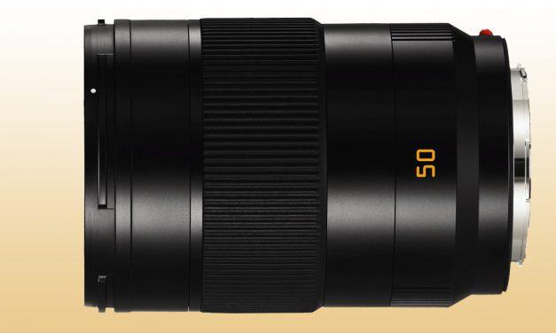Leica bringt APO-Summicron-SL 1:2/50 ASPH.