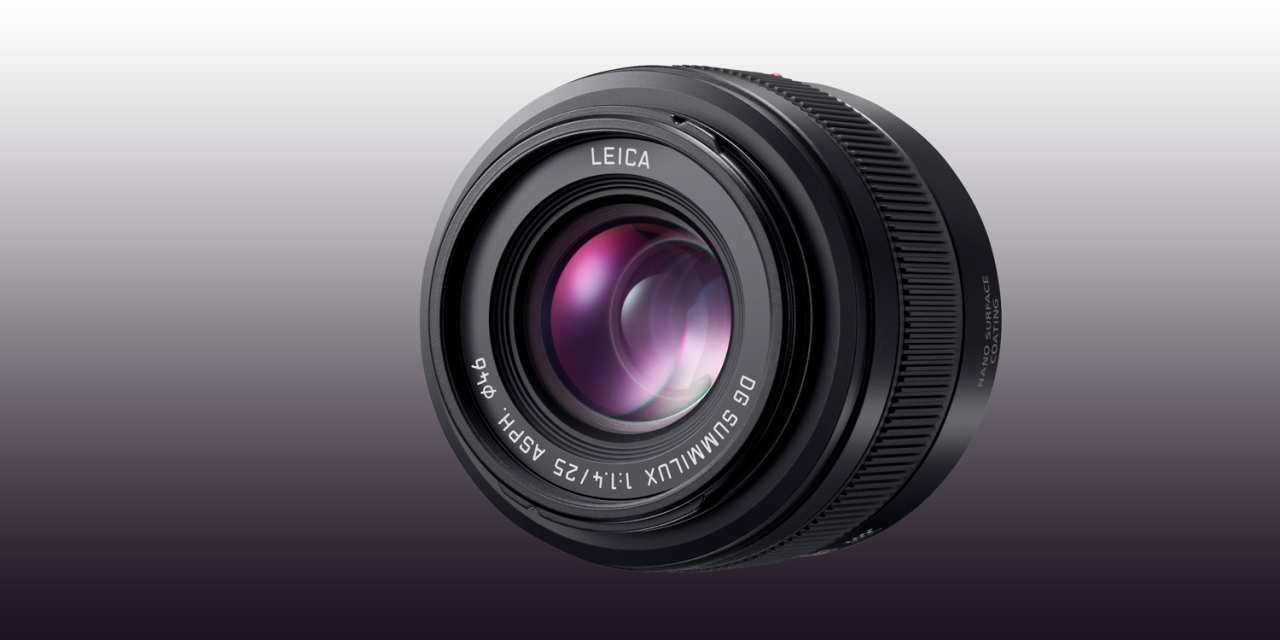 Neue Version: Panasonic Leica DG Summilux 25 mm F1.4 II Asph.