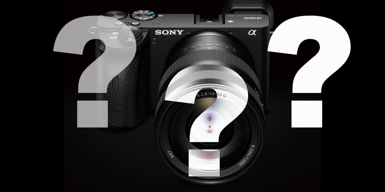 Neu von Sony: Alpha 6600, Alpha 6100 sowie APS-C-Objektive E 70-350 F4.5-6.3 G OSS / E 16-55mm F2.8 G (3x aktualisiert)