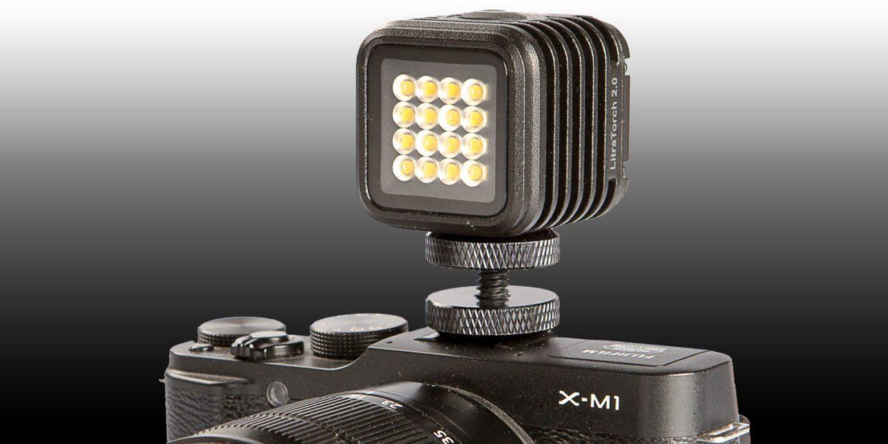 LED-Mikroleuchte LitraTorch 2.0: klein, stark