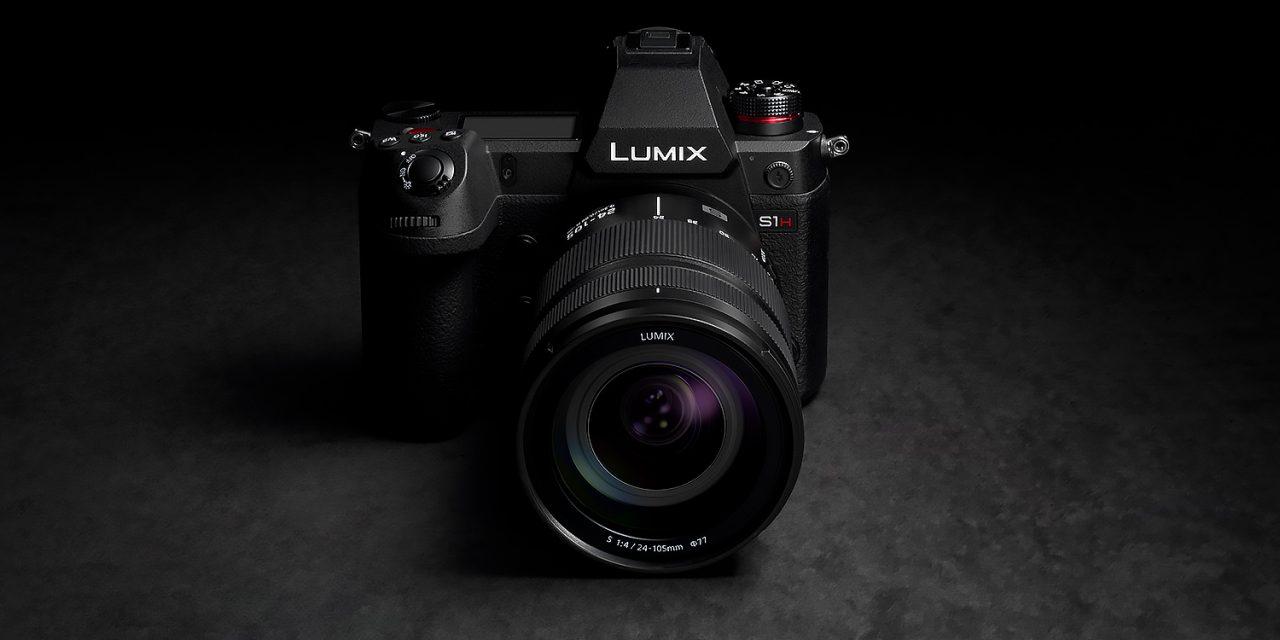 Panasonic Lumix S1H im Detail vorgestellt (aktualisiert)