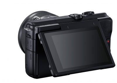 15_Canon-EOS-M200_BackSlantLeft_EF-M15-45mmF3.5-6.3ISSTM