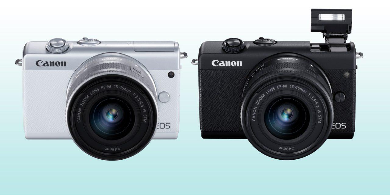 Canon stellt kompakte Spiegellose EOS M200 vor (aktualisiert)