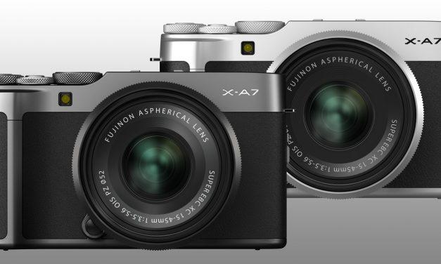 Fujifilm X-A7: Preisgünstige Spiegellose mit 24 Megapixel vorgestellt (aktualisiert)