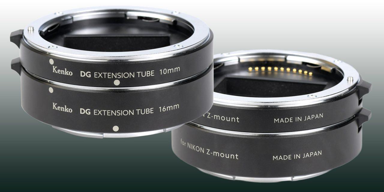 Kenko bringt Zwischenringe für Canon RF und Nikon Z