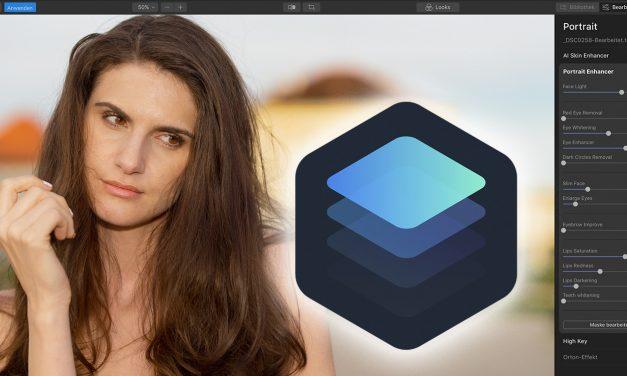 Luminar 4 Beta schon ausprobiert: Das leisten die neuen Porträt-Funktionen