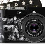 """Leica und Fender stellen vor: Leica M Monochrom """"Signature"""" by Andy Summers und die Andy Summers Monochrome Strat"""