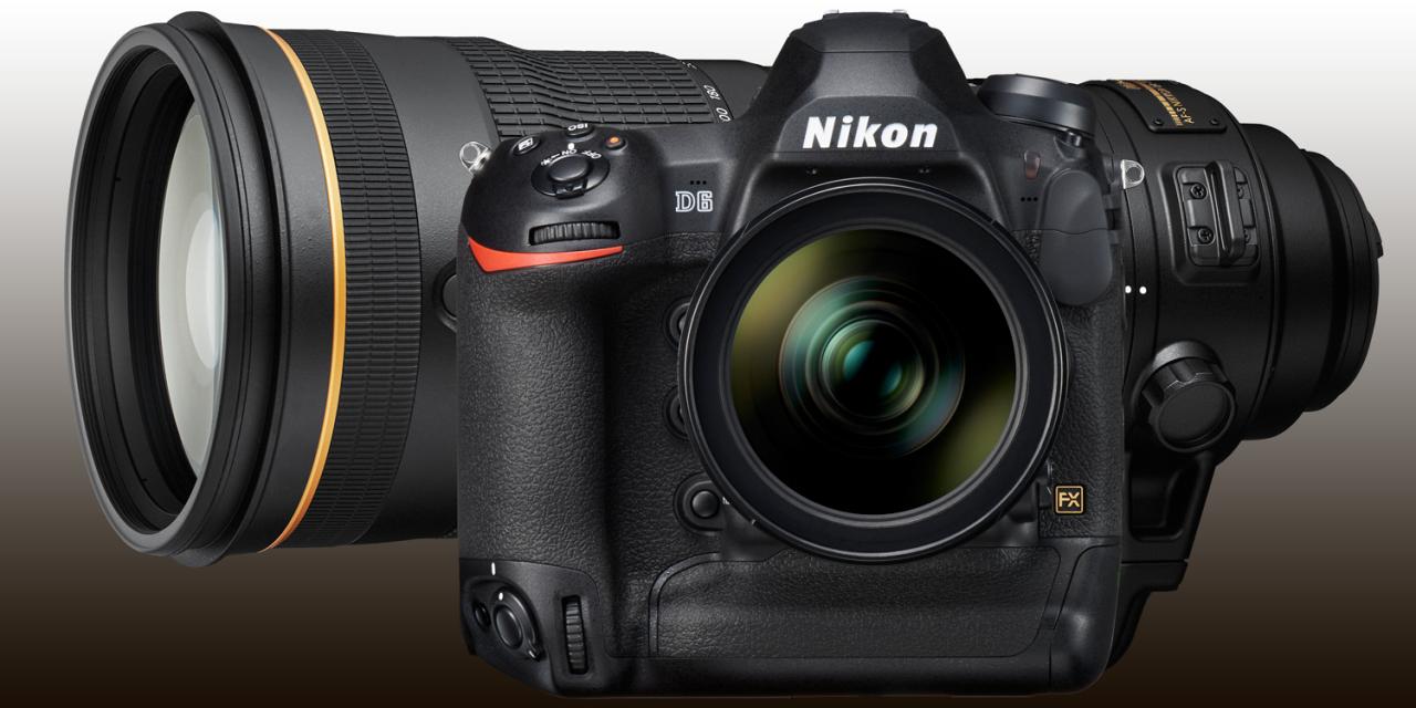 Nikon entwickelt Profi-DSLR D6 und Superzoom AF-S NIKKOR 120–300 mm 1:2,8E FL ED SR VR