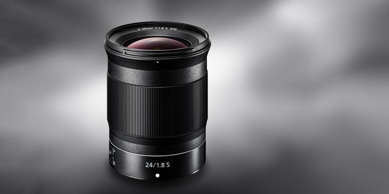 Neu von Nikon: Weitwinkelobjektiv Z 24 mm 1:1,8 S