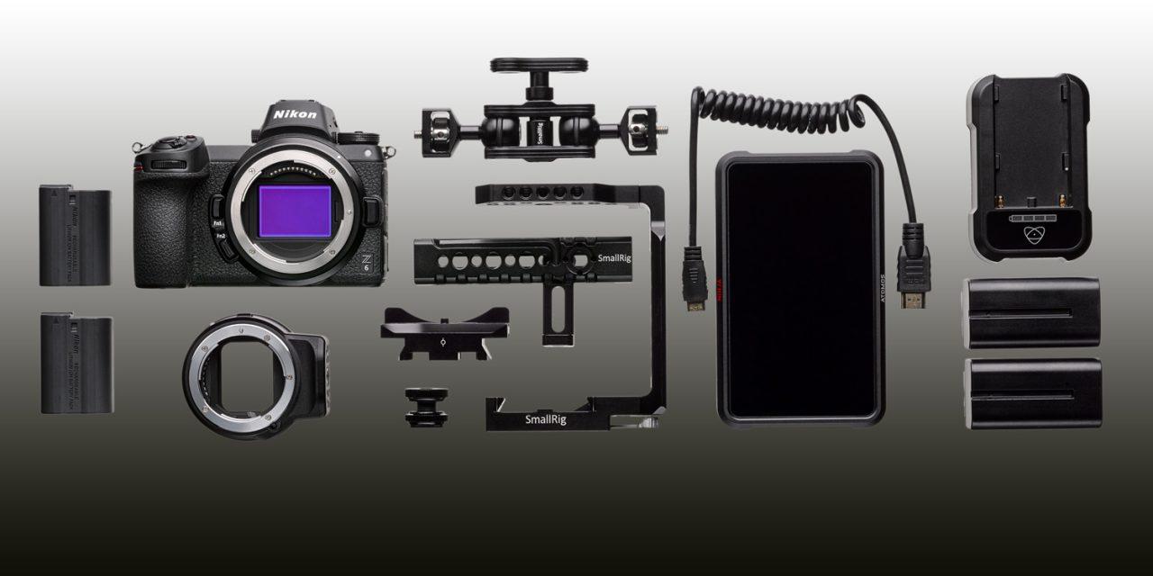 Nikon schnürt Z6 Essential Movie Kit für Einstieg in professionelle Videoproduktionen