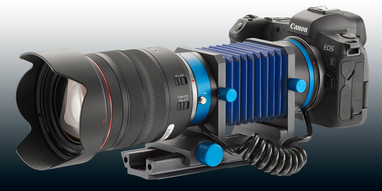 Neu von Novoflex: Automatik-Balgengeräte für fast alle Systemkameras