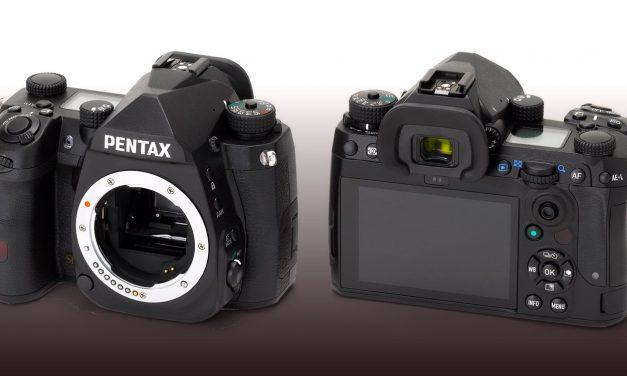 Pentax kündigt neue APS-C-DSLR für 2020 an