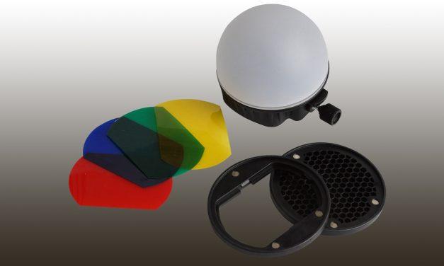 FMD1 Flash MagDome: Lichtformer für Systemblitzgeräte