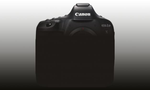 Canon kündigt Entwicklung der EOS-1DX Mark III an