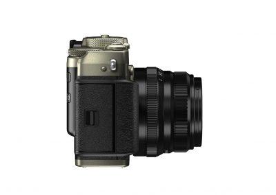 FUJIFILM X-Pro3_right_Lens_DURA Silver