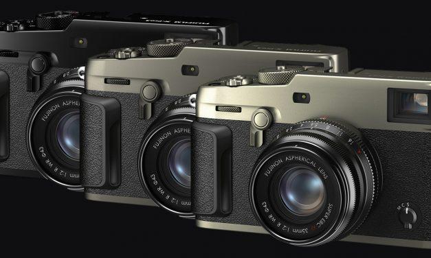 Fujifilm stellt vor: X-Pro3 mit sehr analogem Bedienkonzept (2x aktualisiert)