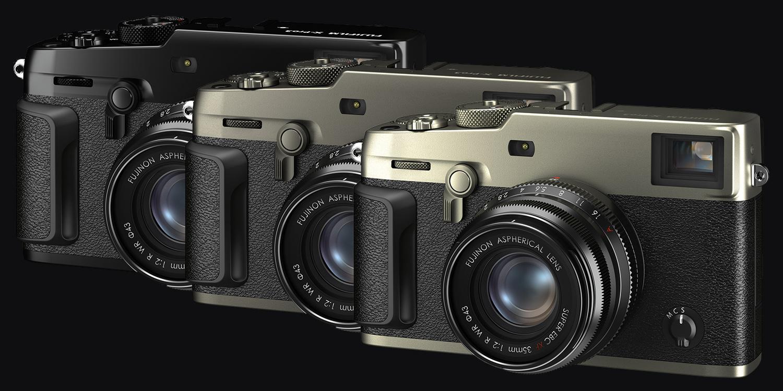 Fujifilm stellt vor: X-Pro3 mit sehr analogem Bedienkonzept (aktualisiert)