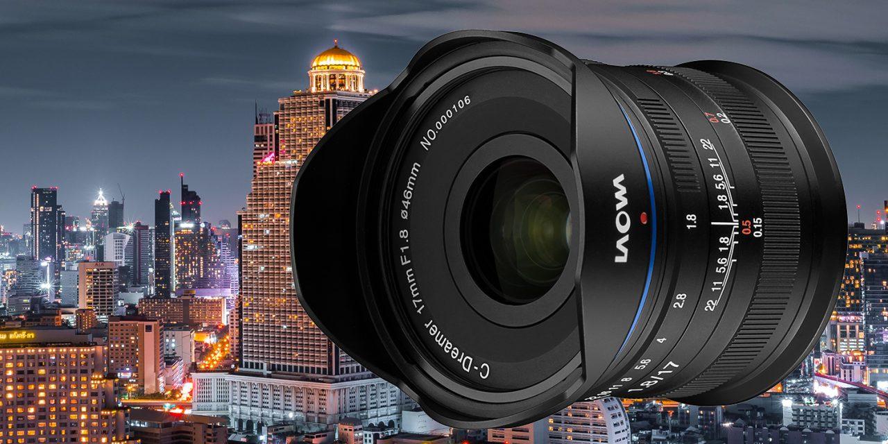 Laowa bringt 17mm f/1,8 für Micro Four Third