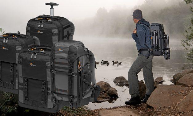 Neu von Lowepro: Profi-Rucksäcke Pro Trekker II fürs Handgepäck