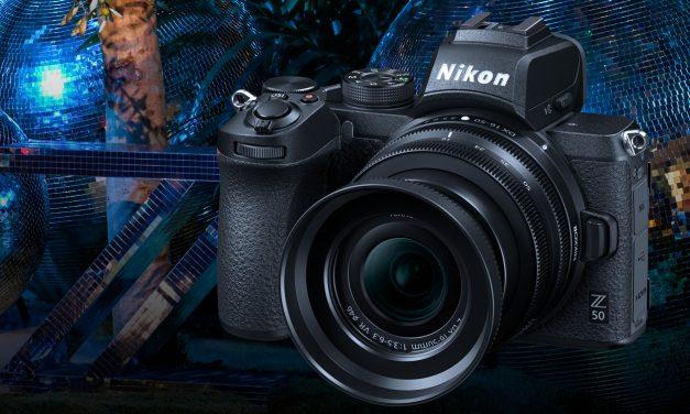Nikon Z 50 bereits kurz ausprobiert