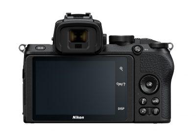 Nikon Z50_back