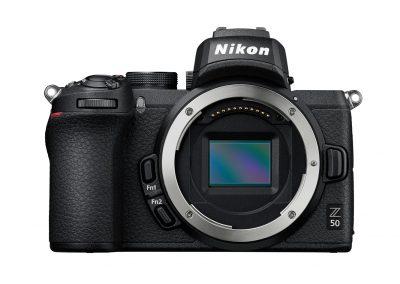Nikon Z50_front