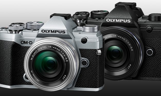Olympus präsentiert OM-D E-M5 Mark III mit stark verbessertem Autofokus
