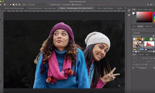 Neuer Photoshop: Adobe zeigt intelligente Freistellfunktion